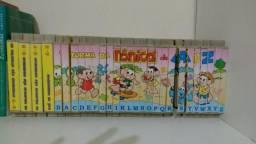 Coletânea de livros da monica