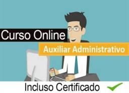 Curso de Auxiliar Administrativo ( Online )