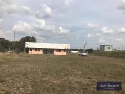 Área para locação, Contorno Leste, São José dos Pinhais.