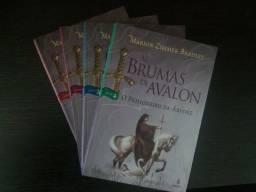 Coleção Livros As Brumas de Avalon