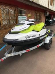 Vendo jet ski gti 90 hp - 2017