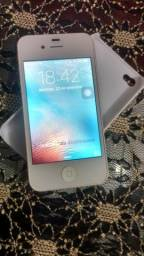 Iphone 4S 16 GB Branco TOP!!!