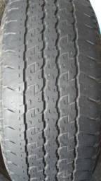 Pneus aro 17,,,,265/65/17,semi novos.p/pkapss.Haillux,Ranger,S10, outros,marca Bridgestone