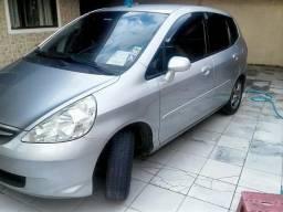 Honda FIT 2007 LXL Prata - 2007