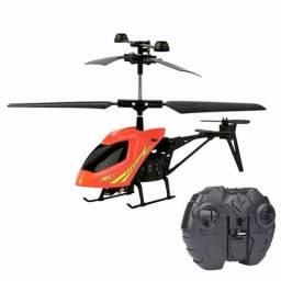 Helicóptero Controle Indução Mini Helicóptero Mini Drone !!!