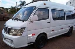 Topic Jinbei Gran 2012 13 lugares diesel 2.7 van passageiro - 2012
