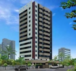 Apartamento à venda com 1 dormitórios em Ponta verde, Maceió cod:75179