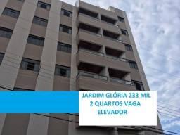 Jardim Gloria apartamento 2 quartos com vaga