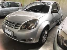 Ford Ka, Flex com Ar Condicionado Direção Hidráulica e Vidros Elétricos 2008/2009 - 2009