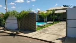 Rancho em Sales por Temporada com piscina