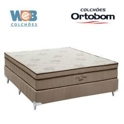 Conjunto Box casal Provida Ortobom