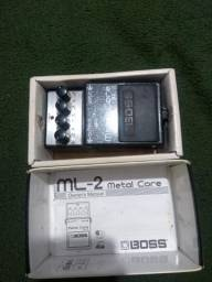 Pedal Metal Core ML-2 BOSS