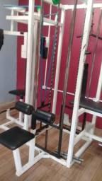 Aparelho de Musculação completo