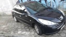 Barbada Peugeot 207 completo $ 12:990 - 2011
