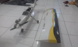 Aeromodelo completo