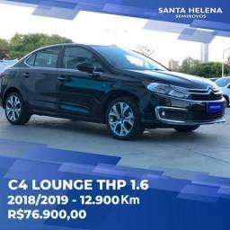 C4 Lounge THP 1.6 - 2019