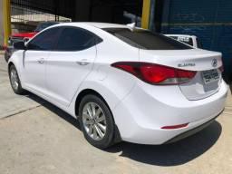 Hyundai elantra 2.0 gls automático 2015 estado de zero top de linha - 2015