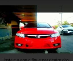 Honda Civic 1.8 * Parcelado - 2008