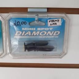 Mini Sport Diamond vermelha nova