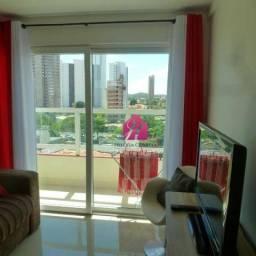Apartamento com 1 quarto para alugar, 24 m² por R$ 1.500/mês - Ponta Negra - Natal/RN