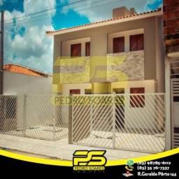 Apartamento com 2 dormitórios à venda, 50 m² por R$ 95.990 - Tibiri - Santa Rita/PB