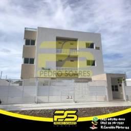 Apartamento com 2 dormitórios à venda, 56 m² por R$ 165.000 - Portal do Sol - João Pessoa/