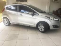 New Fiesta 1.6 15/16 Carro top!! - 2016