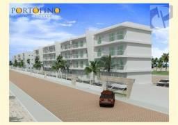 Apartamento residencial à venda, Porto das Dunas, Aquiraz - AP0309.