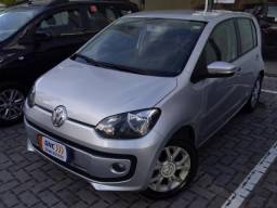 VOLKSWAGEN UP 1.0 MPI HIGH UP 12V FLEX 4P MANUAL. - 2015