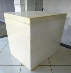 Caixa de isopor modular