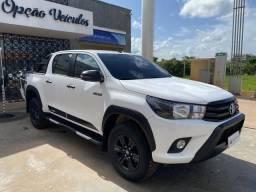 Hilux Challenge 2.8 4x4 Diesel Aut 2018 - 2018