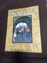 Iron Maiden - A Photographic History (aceito troca por teclado, interface ou violão)
