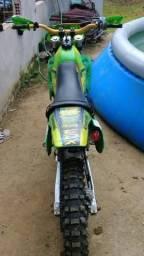 Vendo e troco moto de trilha - 1994