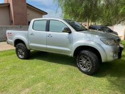 Hilux SRV TOP 2013 diesel automatica