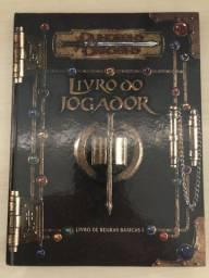 Dungeons & Dragons Livro do Jogador PT-BR Devir + kit com 7 Dados comprar usado  Rio de Janeiro
