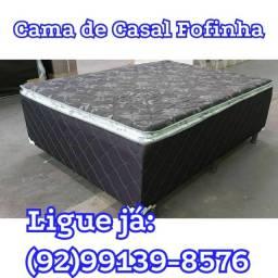 Cama de Espuma Acoplada Premium Pillow