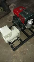 Grupo Gerador 4kva diesel