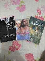 Livros seminovos