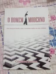 Livro O Homem Moderno