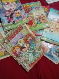 Vendo 24 revistas da turma da Mônica por apenas
