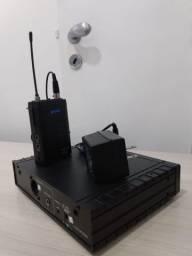Vendo Sistema de Microfone sem Fio - Modelo: Gemini - UF-1264