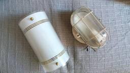 Arandela e Luminária Tartaruga 25 reais