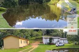 Chácara com 4 dormitórios à venda, 20000 m² por R$ 320.000,00 - Areia Branca dos Assis - M