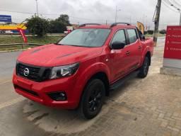 Nissan Frontier Attack