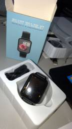Relógio smartwatch b57 hero band