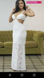 Vestido branco *Ano Novo*