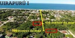 Ótimo Terreno com 384m² apenas 450mts do Mar ? Baln Uirapuru ? Itapoá/SC