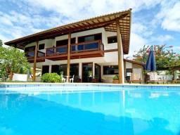 Casa 6 Quartos - Condomínio Paraíso dos Lagos - Camaçari/BA