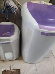 Máquina de lavar tanquinho + centrífuga em ótimo estado