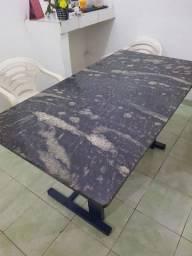 Vendo pedra de mármore para mesa